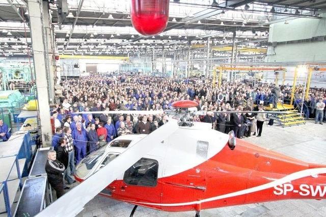 PZL-Świdnik jest w rękach włoskiej AgustyWestland