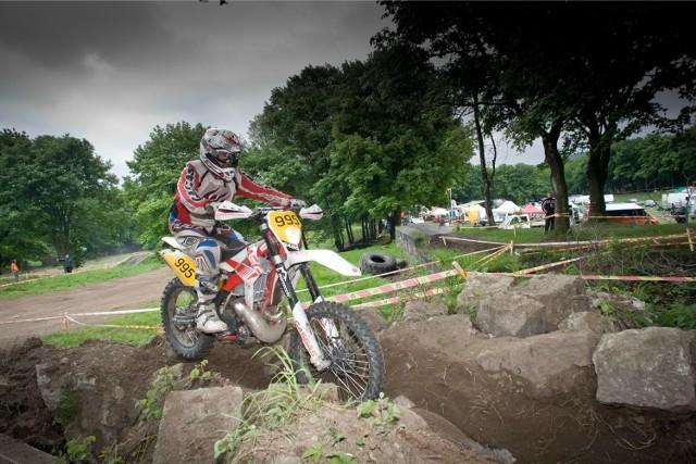 Jeden z najbliższych torów motocrossowych znajduje się Wałbrzychu - na zdjęciu Mistrzostwa Polski i Puchar Polski Enduro
