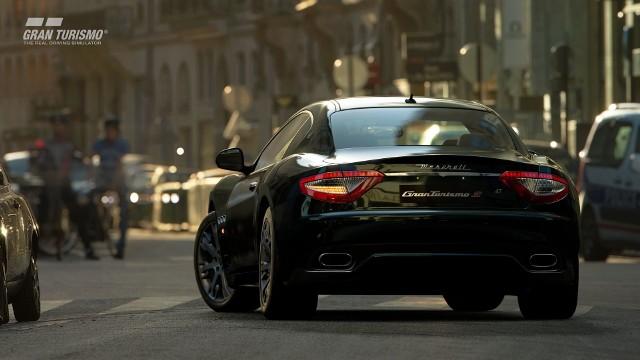 Gran Turismo SportJednym z nowych aut w grze Gran Turismo Sport jest Maserati GranTurismo S '08