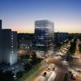 Co dalej z budową najwyższego biurowca we Wrocławiu? (ZDJĘCIA, WIZUALIZACJE)
