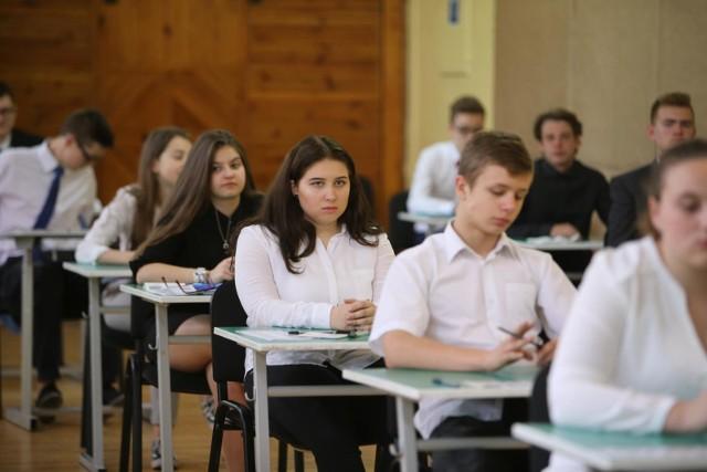 Egzamin gimnazjalny 2018 - dzisiaj część matematyczno-przyrodnicza.