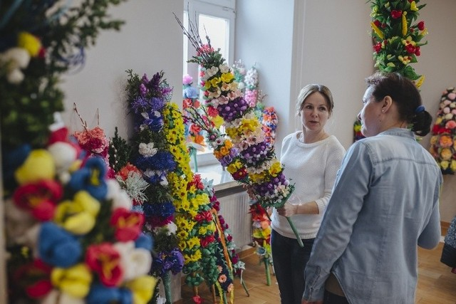 Na XXI Konkurs na Wykonanie Palmy Wielkanocnej zorganizowany przez: Muzeum Rolnictwa im. ks. Krzysztofa Kluka w Ciechanowcu,  zgłoszono 543 palmy wykonane w 43 placówkach oraz przez 19 osób indywidualnych.