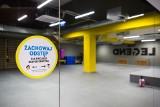 Siłownie w Krakowie już otwarte. Zobacz, co się zmieniło w klubie The Legend w hali TS Wisła Kraków [ZDJĘCIA] 8.06
