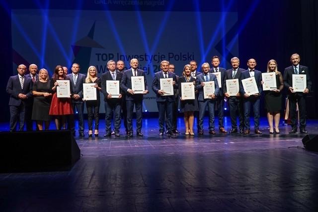 Jedenaście realizacji z pięciu województw otrzymało tytuły Top Inwestycji Polski Wschodniej 2019. Najlepsze regionalne projekty nagrodzono podczas gali wieńczącej pierwszy dzień VI Wschodniego Kongresu Gospodarczego w Białymstoku.