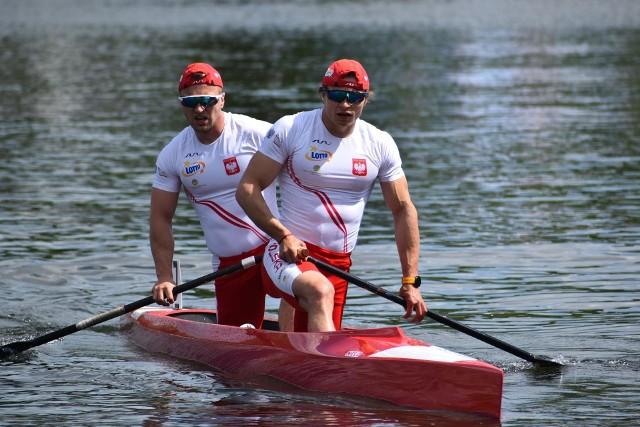 Tomasz Barniak i Wiktor Głazunow