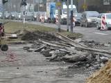 Modernizacja linii tramwajowej nr 41 w Pabianicach i Ksawerowie. Kolejne etapy prac. Utrudnienia