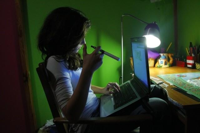 E-papieros dostępny dla dzieci