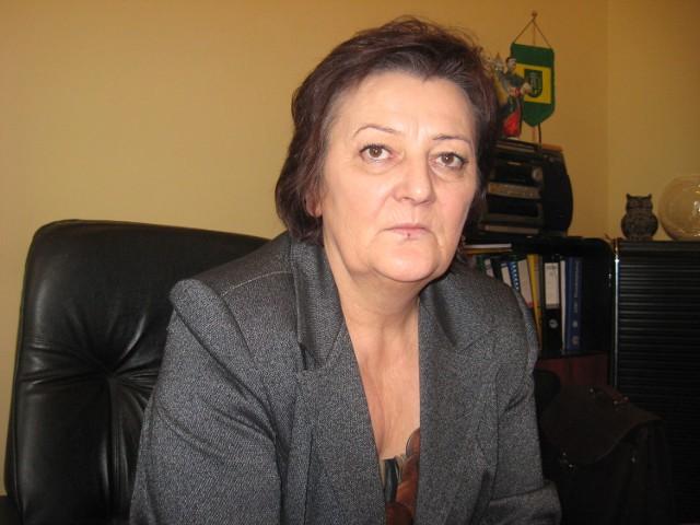 Według części mieszkańców, wójt T. Kaczmarek fatalnie zarządza gminą