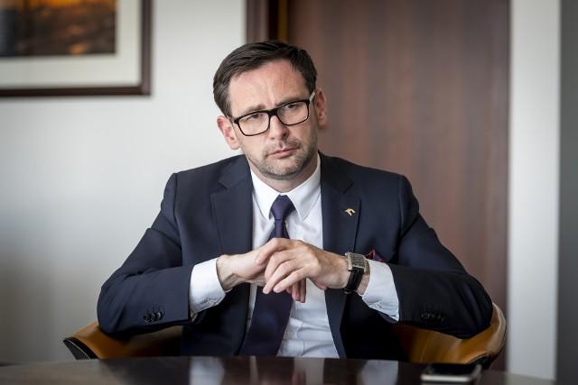 Daniel Obajtek, prezes PKN Orlen.
