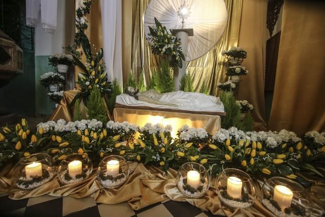 Najpiękniejsze Groby Pańskie w kościołach w Rzeszowie.