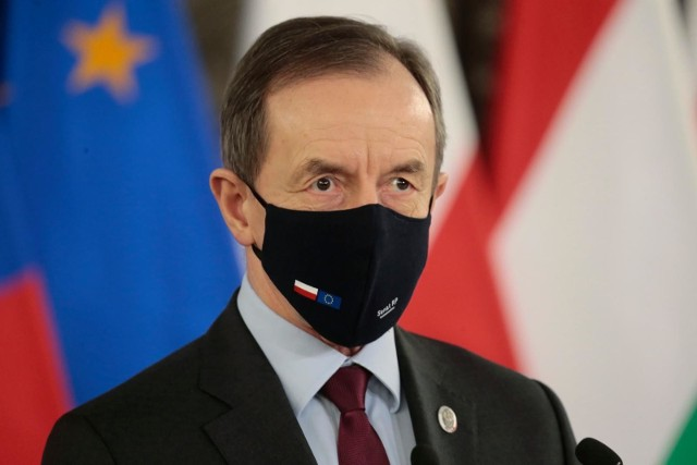 Marszałek Senatu Tomasz Grodzki: Rozliczmy rząd za tempo szczepień. Nikt ich nie zwolni z odpowiedzialności