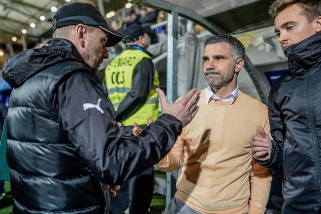 Gino Lettieri z pewnością nie będzie sympatycznie wspominał wczorajszej wizyty na stadionie miejskim w Gdyni.