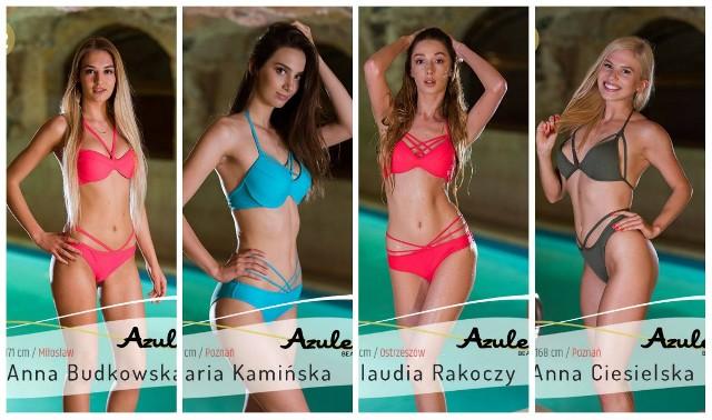 W piątek, 22 czerwca w Ostrowie Wielkopolskim odbędzie się finałowa gala konkursu Wielkopolska Miss. Zobaczcie zdjęcia najpiękniejszych Wielkopolanek w strojach kąpielowych.----->