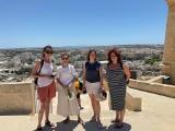 Wakacyjna nauka połączona ze zwiedzaniem nie tylko dla uczniów. Nauczycielki z Opatowa szkolą się na Malcie (ZDJĘCIA)