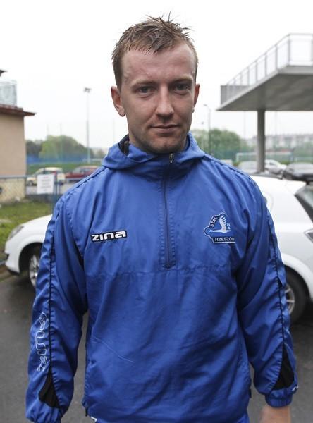Tomasz Margol, który do niedawna występował w Górniku Zabrze, wrócił do Stali Rzeszów.