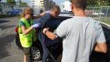 Bydgoszcz. Wbił nóż w szyję na Gdańskiej. Trzy miesiące aresztu [zdjęcia, wideo]