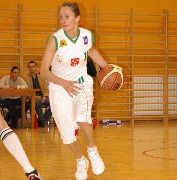 Magdalena Gawrońska bardzo dobrze wprowadziła się do naszego zespołu.