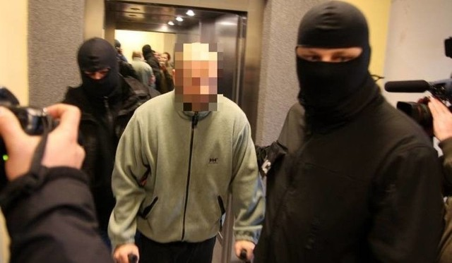 Krystian W. ps. Krystek został zatrzymany w 2015 roku