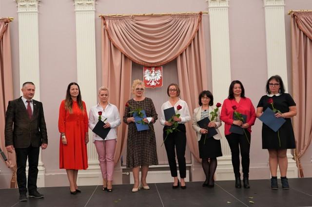 Uroczystości związane z Dniem Edukacji Narodowej w Puławach