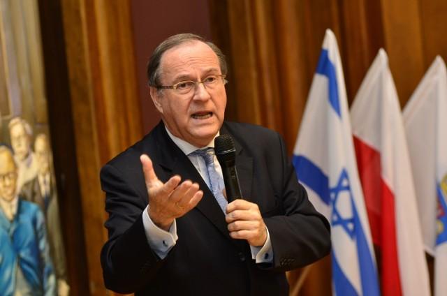 Zvi Rav-Ner, ambasador Izraela w Polsce