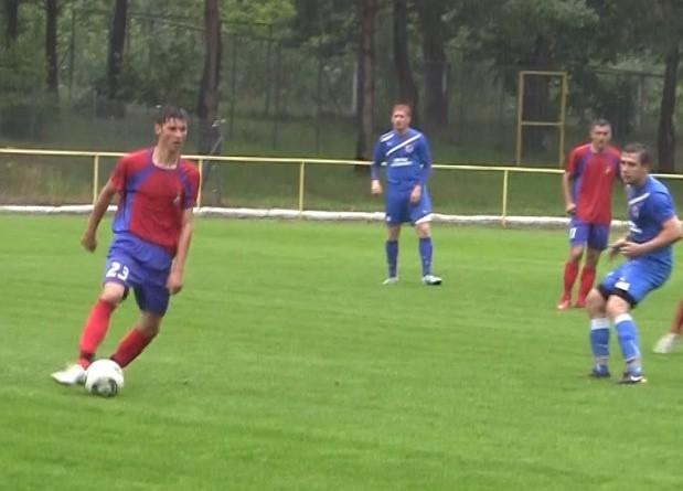 W meczu towarzyskim rozegranym w Potęgowie, IV-ligowe Pomorze uległo III-ligowemu Gryfowi Słupsk 0:2 (0:1).