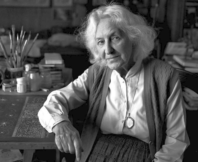 Janina Kraupe-Świderska odeszła w wieku 95 lat