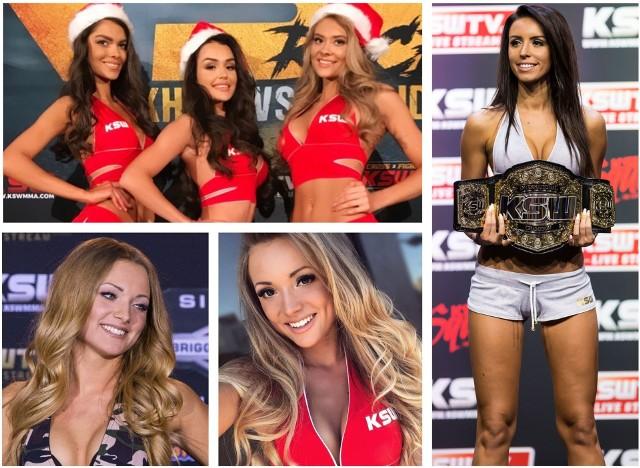 KSW to nie tylko efektowne walki w oktagonie. Atrakcją gal MMA są także pięknie Ring Girls, które przyciągają wzrok kibiców. Zobaczcie ich zawodowe i te bardziej prywatne zdjęcia >>>