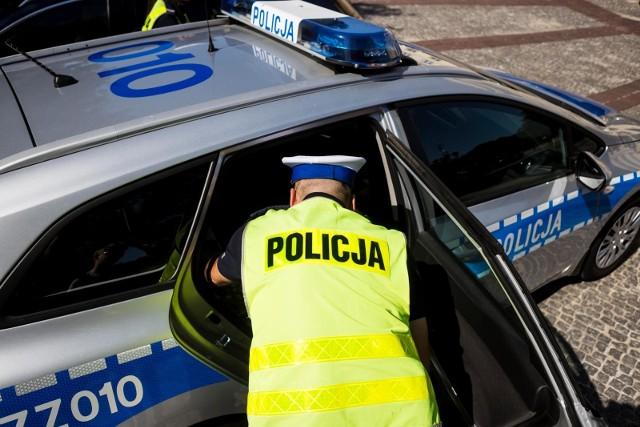 Policjanci drogówki w Gliwicach zostali zatrzymani