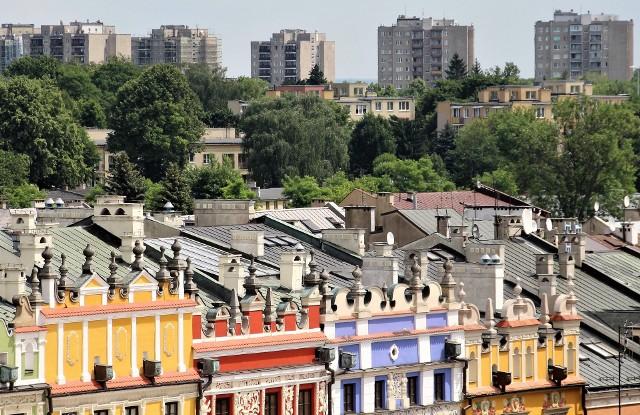 Bieg odbędzie się na ulicach Zamościa, także na miejscowym Starym Mieście