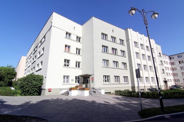 Siedziba Archiwum UMK, przy ul. A. Mickiewicza 2/4, Toruń 2012