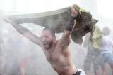 Pol'and'Rock Festival 2019. Nowa, wodna atrakcja na festiwalu w Kostrzynie okazała się hitem [WIDEO, ZDJĘCIA]
