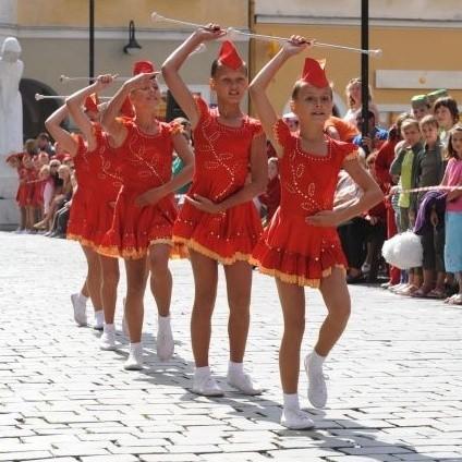 Mistrzostwa Europy mażoretek potrwają w Opolu do niedzieli.