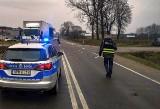 Śmiertelny wypadek w Augustowie. Kierujący skuterem zginął na skrzyżowaniu ulic Mazurskiej i Głowackiego
