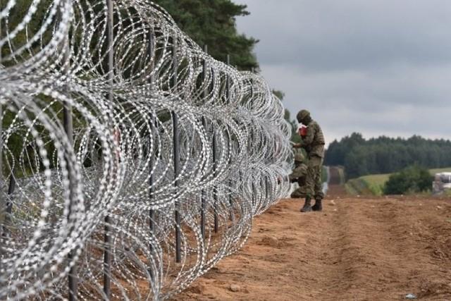 Stan wyjątkowy przy granicy z Białorusią? O to wystąpiła do prezydenta rada ministrów