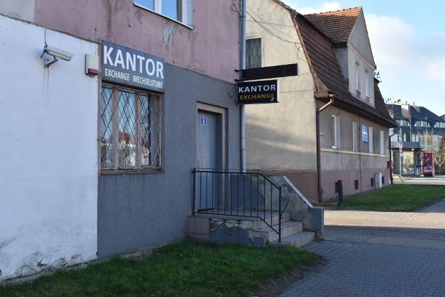 9 grudnia ok. godz. 17.00 doszło do napadu na kantor w Krośnie Odrzańskim.