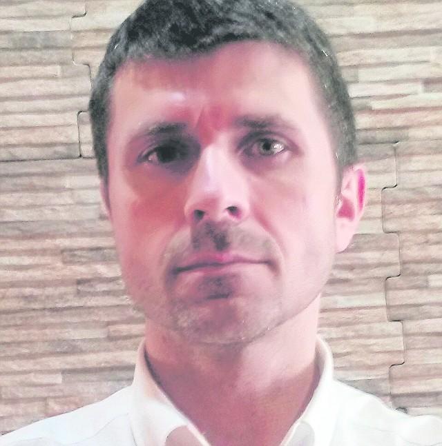 Dr hab. Waldemar Wojtasik z Uniwersytetu Śląskiego