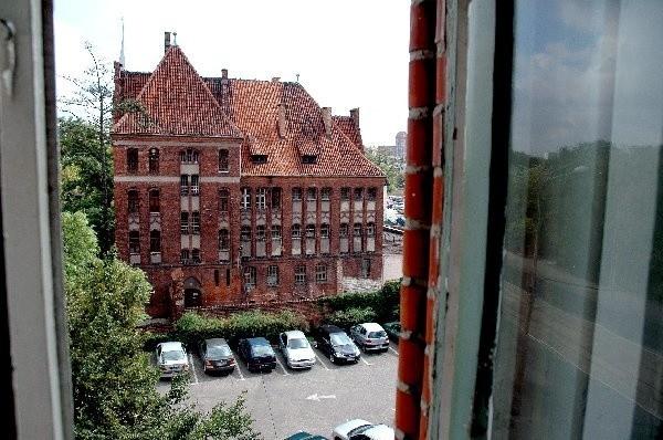 Najbardziej pożądany budynek w mieście -  były I Komisariat Policji.