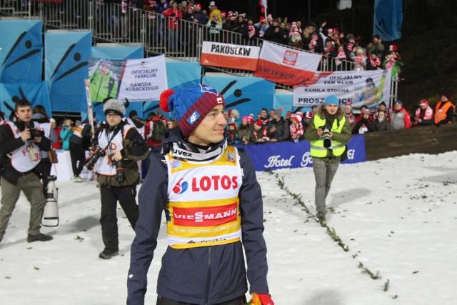 Kamil Stoch jest 5. w klasyfikacji generalnej PŚ