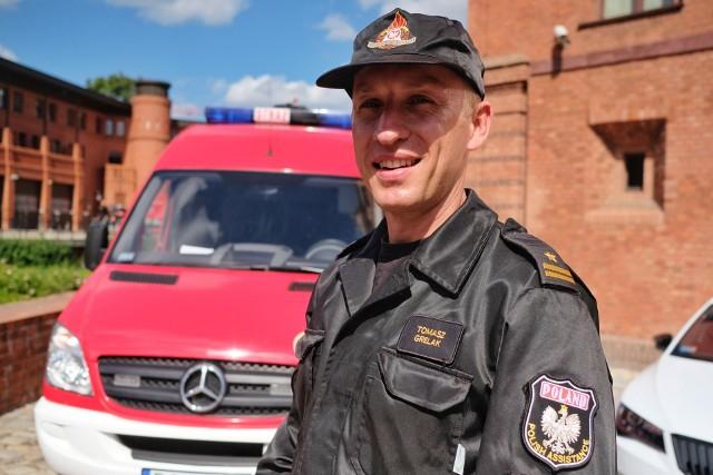 Strażacy z Wielkopolski, którzy gasili pożary lasów w Szwecji już wrócili do swoich garnizonów. O godzinie 15.08 bramę Komendy Wojewódzkiej Straży Pożarnej w Poznaniu pokonywały samochody z dowódcą wielkopolskiego komponentu.