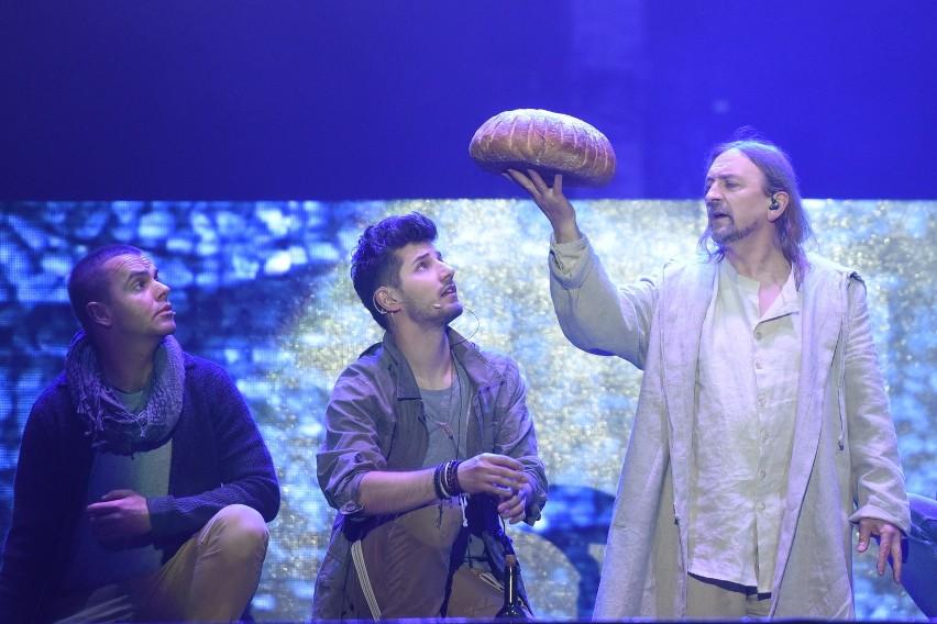Jesus Christ Superstar na poznańskim stadionie