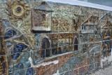 W Iłowej niszczeje zabytkowa mozaika. Właściciel ma z nią problem [ZDJĘCIA, WIDEO]