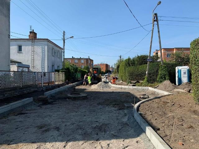 Do końca roku kilka bydgoskich ulic zostanie utwardzonych w ramach BBO.