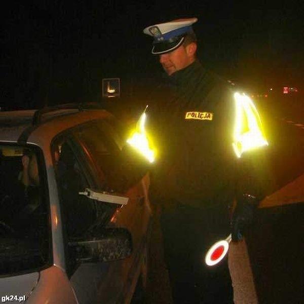 Nietrzeźwy kierowca z Koszalina został już po raz czwarty zatrzymany przez policję.