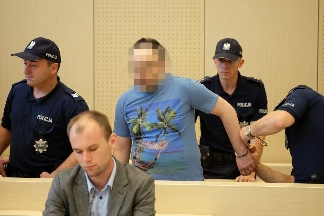 Zabetonowane zwłoki biznesmena. Rodzeństwo skazane na 7 lat więzienia