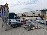 Największy Lidl w Kielcach prawie gotowy. Znamy termin otwarcia marketu na Ślichowicach [ZDJĘCIA]