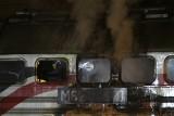 Pożar lokomotywy przy Dworcu Głównym. Jechała w stronę Brochowa  [ZDJĘCIA]