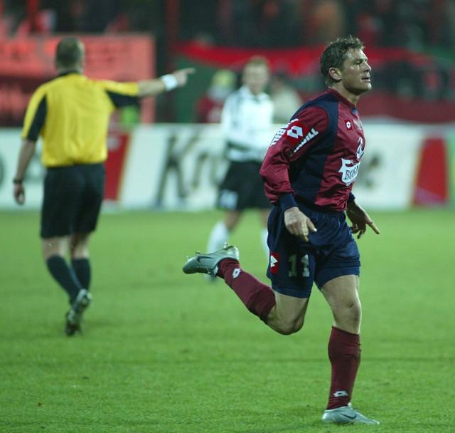 Grzegorz Matlak otworzył wynik dla Pogoni.