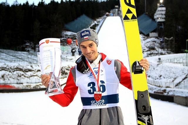 Mistrzostwa Polski w Zakopanem wygrał Piotr Żyła