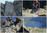 Orla Perć jak wygląda najtrudniejszy szlak w Tatrach [ZDJĘCIA KROK PO KROKU]