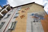 Murale w Białymstoku. Sztuka w przestrzeni może ozdobić kolejne bloki w mieście (zdjęcia)
